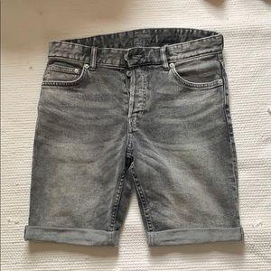 Men's H&M denim shorts